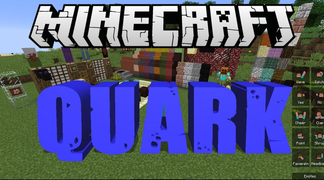 Quark Mod for Minecraft 1.14.4/1.12.2
