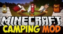The Camping Mod for Minecraft 1.15