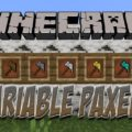 VariablePaxels Mod for Minecraft 1.15/1.14.4