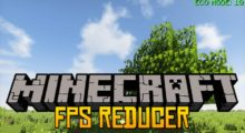 FPS Reducer Mod for Minecraft 1.15.1/1.14.4