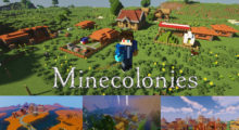 MineColonies Mod for Minecraft 1.15.1/1.15/1.14.4