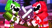 Power Rangers Mod for Minecraft 1.14.4