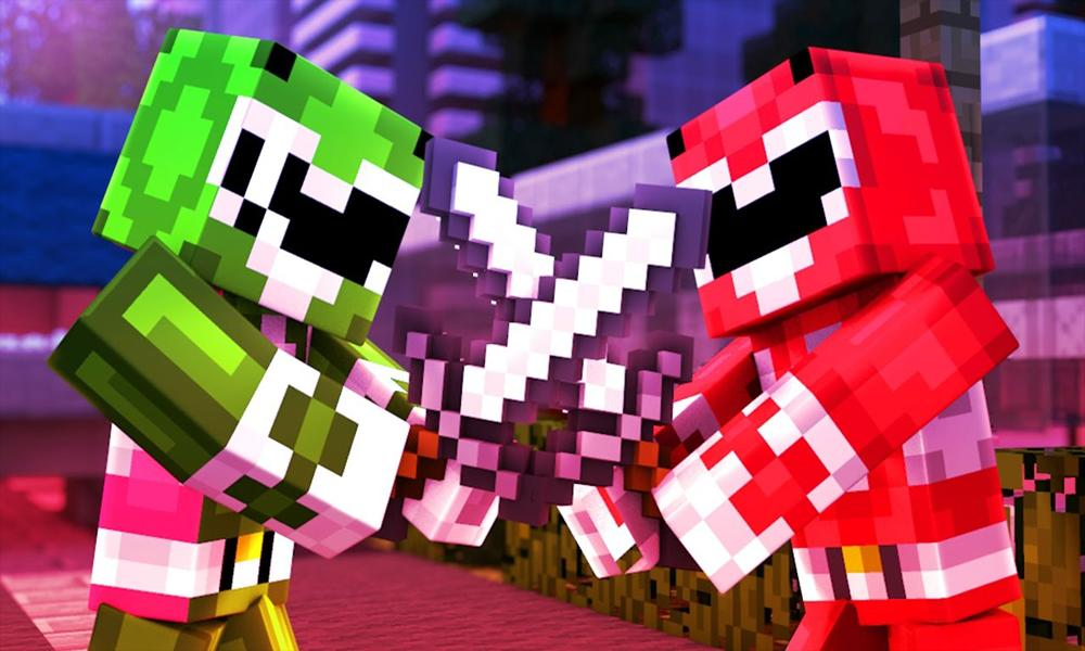Power Rangers Mod for Minecraft 1.14.4