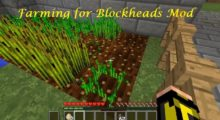Farming for Blockheads Mod for Minecraft 1.15.2/1.15.1/1.14.4