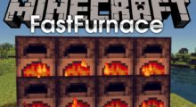 FastFurnace Mod for Minecraft 1.15.2