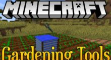 Gardening Tools Mod for Minecraft 1.15.2
