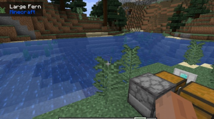 Look At That Mod for Minecraft 1.15.2/1.14.4