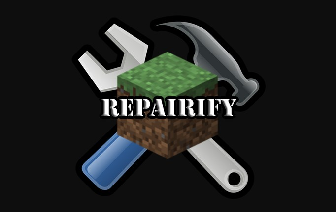 Repairify Mod for Minecraft 1.15.2/1.15.1/1.14.4