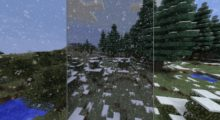 Serene Seasons Mod for Minecraft 1.15.2/1.15.1