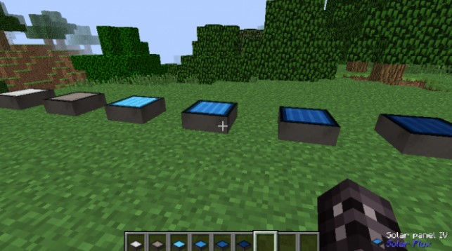 Solar Flux Reborn Mod for Minecraft 1.15.2/1.14.4