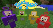 Teletubbie Mod for Minecraft 1.15.2/1.14.4