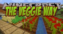 The Veggie Way Mod for Minecraft 1.15.2/1.15.1/1.14.4