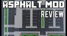 Asphalt Mod for Minecraft 1.12.2