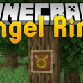 Angel Ring Mod for Minecraft 1.15.2/1.14.4