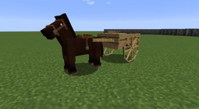 AstikorCarts Mod for Minecraft 1.15.2/1.14.4/1.12.2