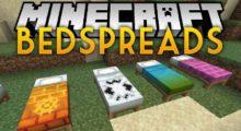 Bedspreads Mod for Minecraft 1.15.2/1.14.4/1.12.2