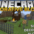 Decorative Blocks Mod for Minecraft 1.15.2/1.14.4