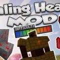 Scaling Health Mod for Minecraft 1.15.2/1.14.4/1.13.2