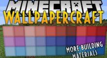 Wallpapercraft Mod for Minecraft 1.15.2/1.14.4
