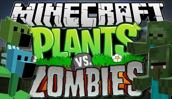 MrVorgan's Plants Vs Zombies Mod for Minecraft 1.12.2