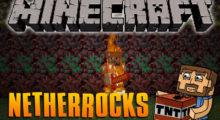 Netherrocks Mod for Minecraft 1.15.2/1.15.1