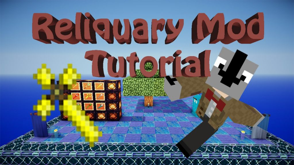 Reliquary Mod for Minecraft 1.15.2/1.14.4/1.12.2