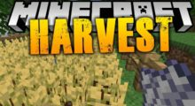 Harvest Mod for Minecraft 1.15.2/1.14.4