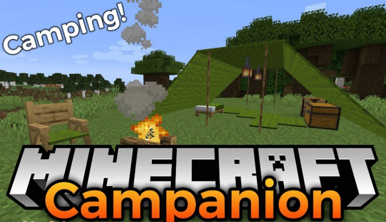 Campanion Mod for Minecraft 1.15.2/1.15