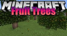Fruit Trees Mod for Minecraft 1.15.2