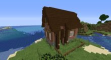 Mo' Structures Mod for Minecraft 1.16/1.15.2