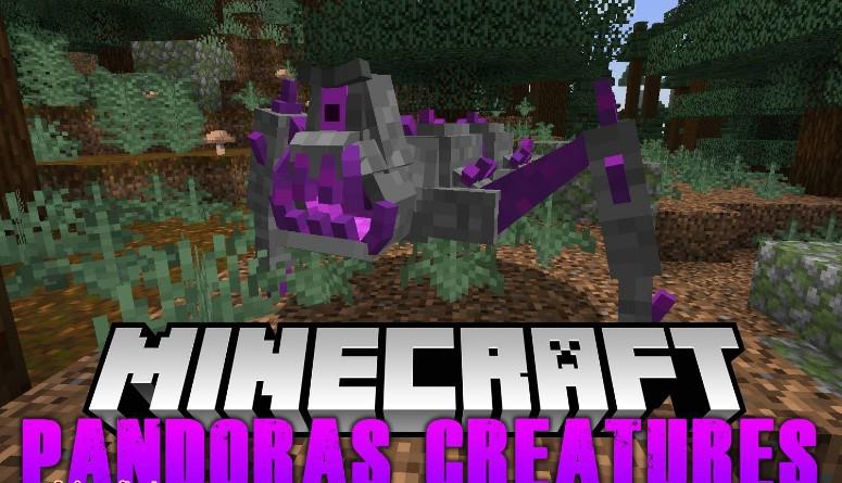 Pandoras Creatures Mod for Minecraft 1.15.2/1.14.4