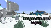 Dragon Mounts Legacy Mod for Minecraft 1.15.2