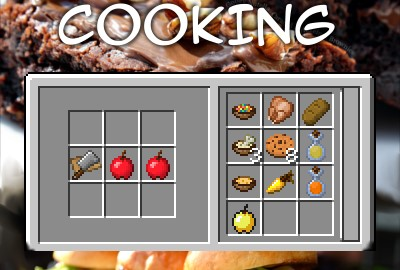 Cooking for Blockheads Mod for Minecraft 1.16.1/1.15.2