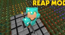 Reap Mod for Minecraft 1.15.2/1.14.4/1.13.2