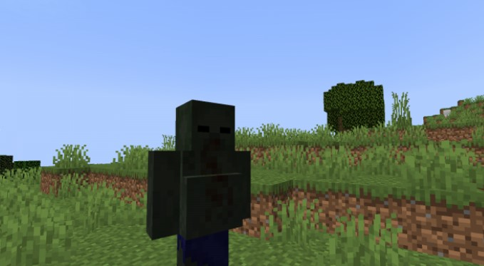 Zombie Extreme Mod for Minecraft 1.15.2/1.14.4