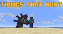 Things That Hurt (New weapons) Mod for Minecraft 1.15.2