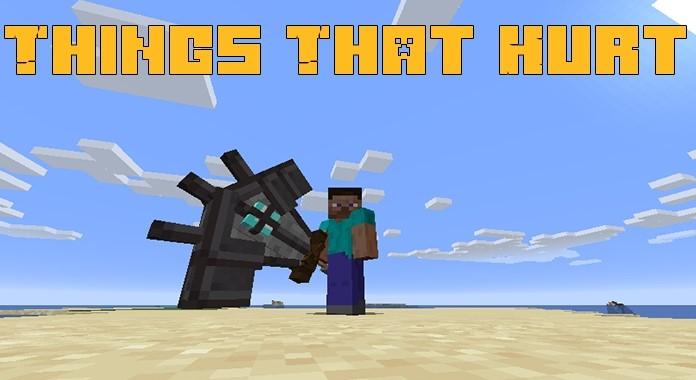 Things That Hurt Mod