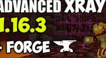 Advanced XRay Mod for Minecraft 1.16.3