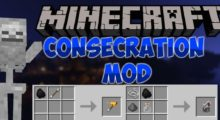 Consecration Mod for Minecraft 1.16.3/1.15.2/1.14.4