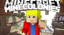 MineColonies Mod for Minecraft 1.16.2/1.16.1/1.15.2