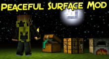 PeacefulSurface Mod for Minecraft 1.16.3/1.16.2