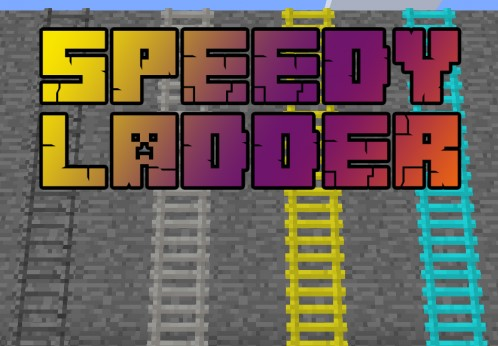 Speedy Ladders Mod for Minecraft 1.16.2/1.16.1/1.15.2