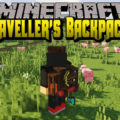 Traveller's Backpack Mod for Minecraft 1.16.2/1.16.1/1.15.2
