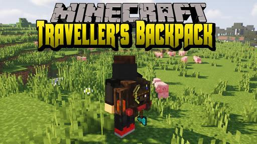 Traveller's Backpack Mod for Minecraft 1.16.2/1.16.1/1.15.2
