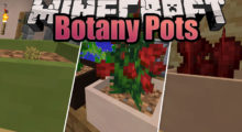 Botany Trees Mod for Minecraft 1.16.3
