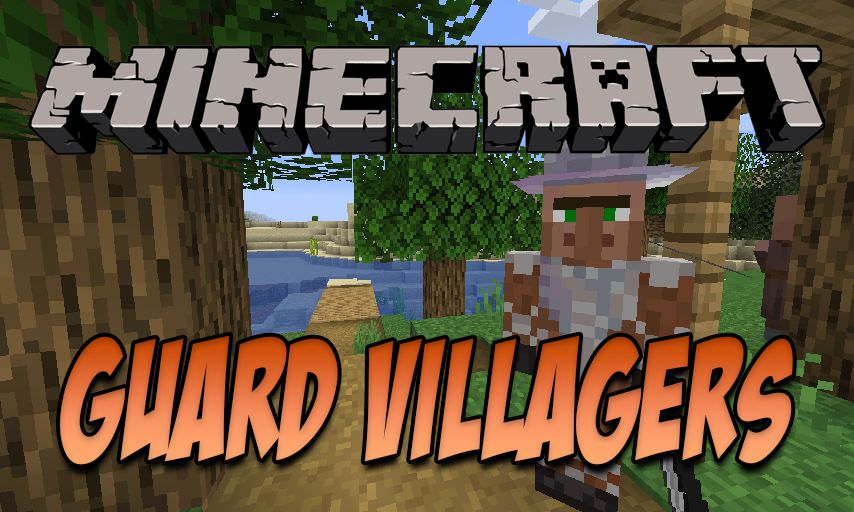 Guard Villagers download mod