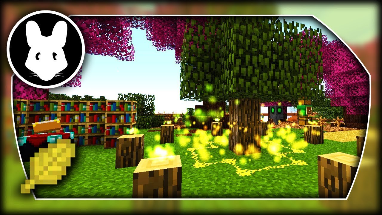 Minecraft Nature's Aura mod