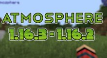 Atmosphere Hacked client for Minecraft 1.16.3/1.16.2
