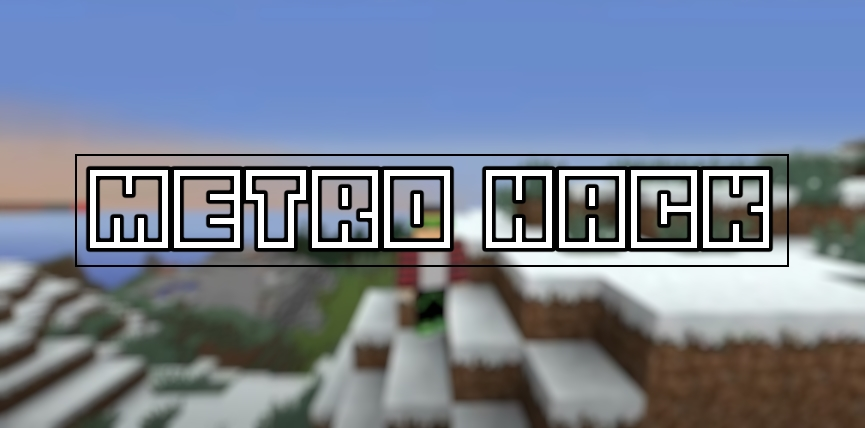 Metro Hacked client for Minecraft 1.16.2/1.16.1