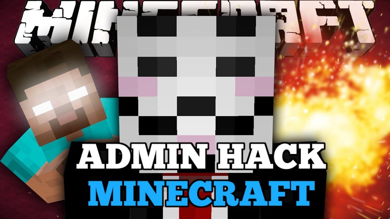 minecraft admin hack op